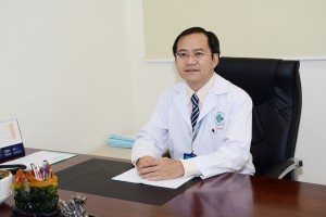 Trưởng khoa - BsCKII Lâm Võ Hùng