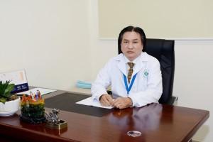 Phó trưởng khoa - BsCKI Nguyễn Thanh Sơn