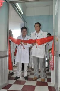 Tập thể khoa PHCN (ngày thành lập khoa)