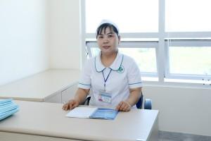 Điều dưỡng trưởng khoa – CN Trúc