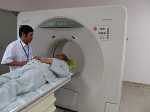 Hệ thống CT Scanner Proto se